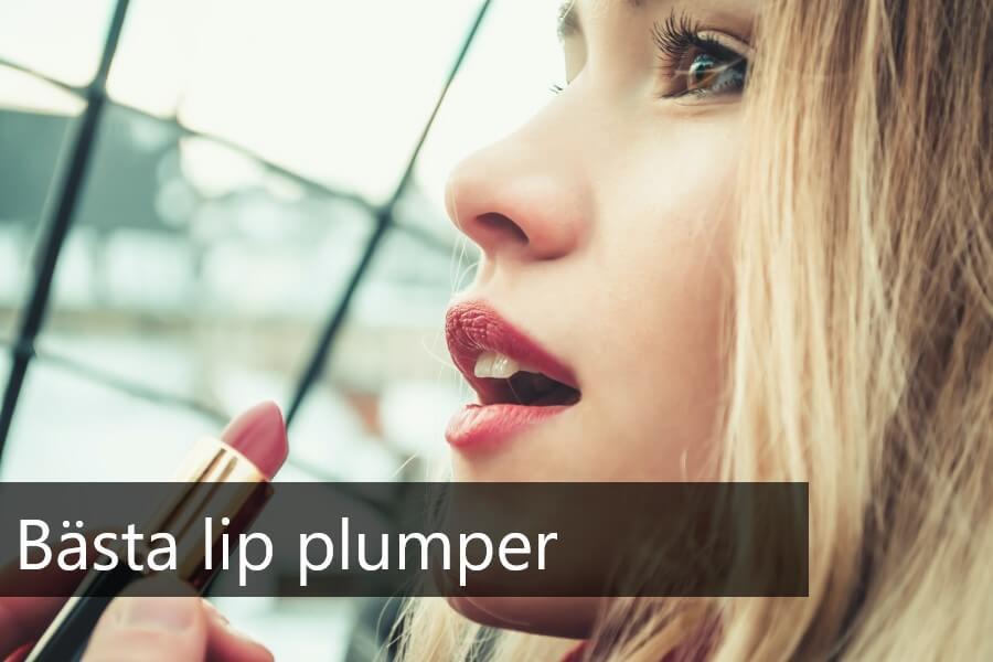 bästa lip plumper