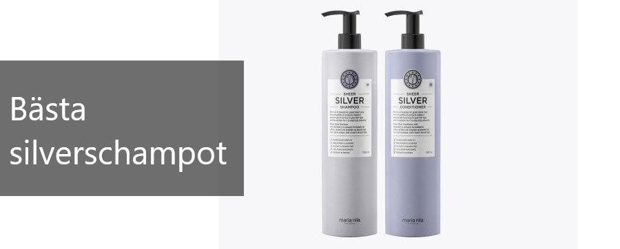 Bästa silverschampo