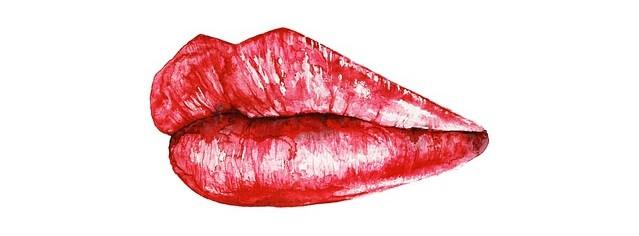 fina fylliga läppar med lip plumper
