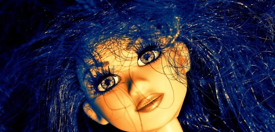 risk för blått hår med silverschampo