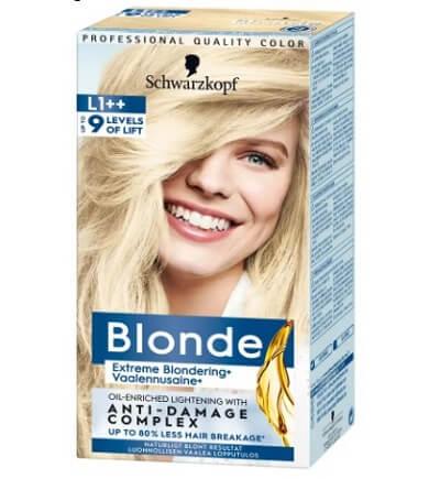 Schwarzkopf – Blonde L1++ Blonde