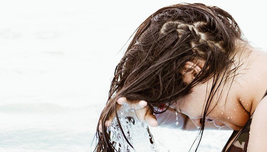 skillnad på schampon för färgat hår och utan