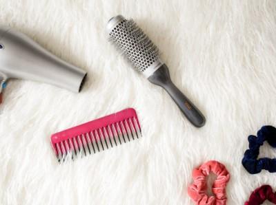 rundborste bästa till ditt hår