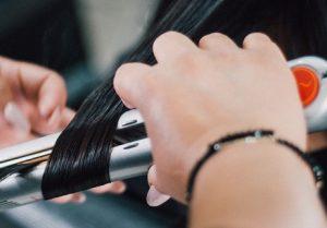 guide hårtång för ditt hår
